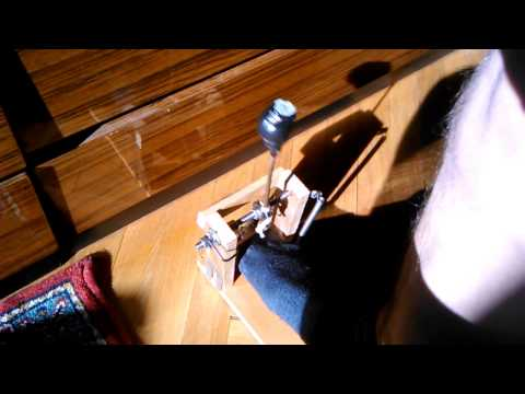 DIY Bass Drum Pedal