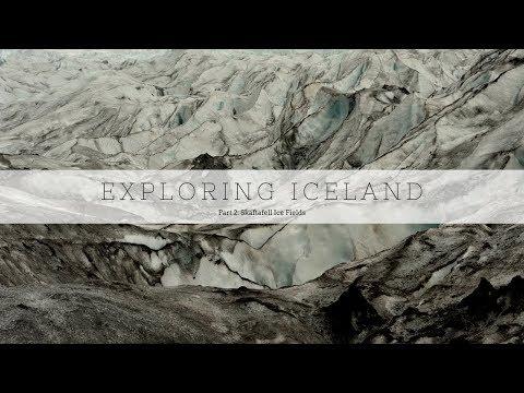 TRAVEL   Exploring Iceland: Skaftafell Ice Fields