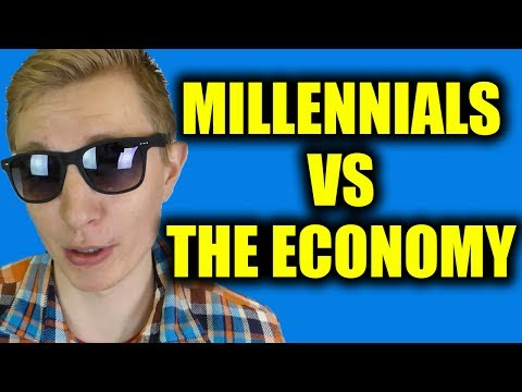 Millennials vs The Economy - How to Succeed In The Current Economy