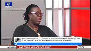 Dr. Abiola Akiyode Afolabi Speaks On Ese Oruru's Abduction Pt.2