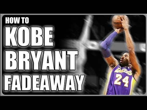 Kobe Bryant Fadeaway: How to Basketball Moves
