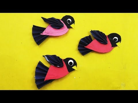 Paper Crafts for Kids|How to Make Easy Paper Bird|Mr.Paper crafts