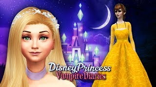 Beauty and the Beast  | Sims 4 Disney Princess Vampire Diaries Ep 14