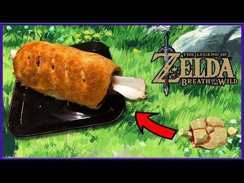 Cuccos Kitchen | How To Make Goron's Rock Roast | Legend of Zelda: Breath Of The Wild