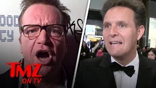 Tom Arnold Attacked At Pre-Emmy Party?! | TMZ TV