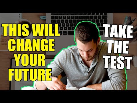 Simple Personality Test That Will Change Your Future!