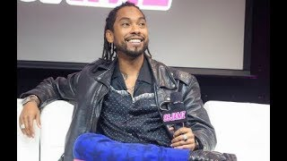 Watch Miguel Plug His Fiance