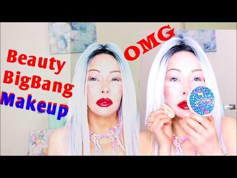 OMG! BEAUTY Bigbang MAKEUP under $10-Performs like high end Makeup