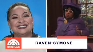 Disney Channel Star Raven-Symoné Talks Favorite 'That's So Raven' Episodes   Today