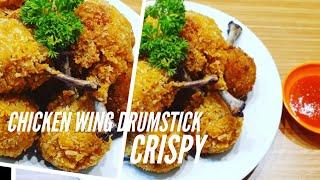 Chicken Wing Drumstick Renyah dan Enak