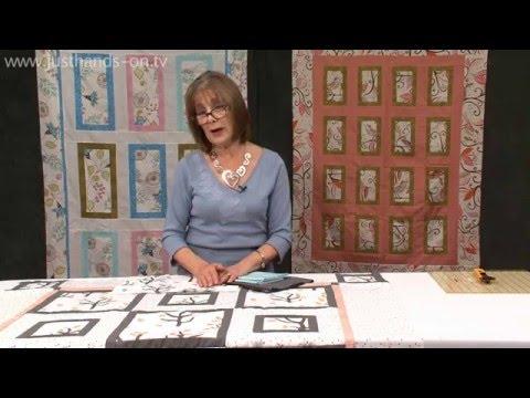 Make Modern quilts with Valerie Nesbitt (taster video)