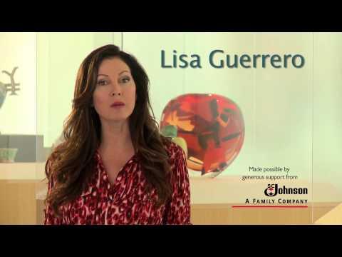 Lisa Guerrero encouraging new foster parents for Racine County in Wisconsin