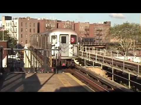 Brooklyn IRT Subway-Elevated   Sept 2001