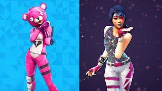 TOP 10 THICCEST FORTNITE CHARACTERS (not clickbait)