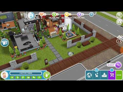 Clean infant's mess - the Sims freeplay 😸