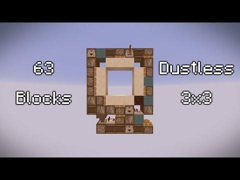 Small Dust-less 3x3 [63 Blocks]