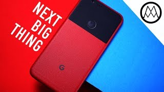 The Next Smartphone from Google.