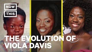 The Evolution Of Viola Davis | Nowthis