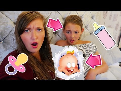 REACTING TO ISABELLE'S  LOST BABY PICTURES! + BULLYING IN OUR FAMILY!