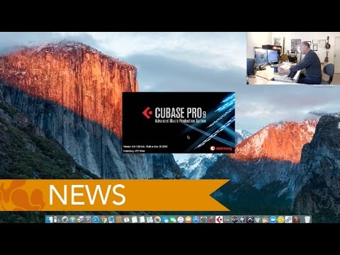 Cubase 9 Pro: First Impressions
