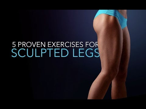 5 PROVEN Exercises for SCULPTED LEGS (And Which Moves To Avoid!!)