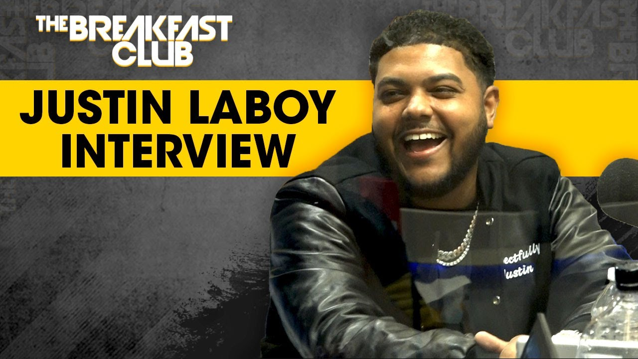 """Justin LaBoy On Toxic Astrology Signs, Cancel Culture, Saweetie & Quavo """"Respectfully"""" + More"""