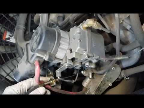How to Fix - Accelerator Cable