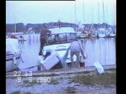 boatdrop funny video