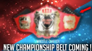 Brand New Championship Belt Coming On Next Raw ? Major Announcement On Raw !