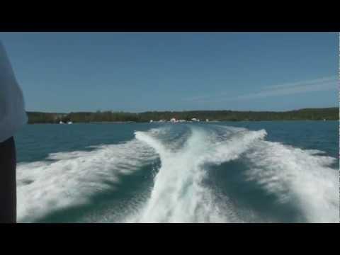 Ferry Ride to Harbour Island Eleuthera #1