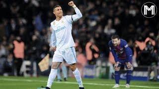 Who is the real GOAT? Cristiano Ronaldo vs Lionel Messi - HD
