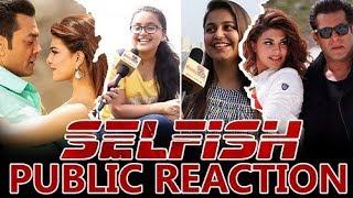 Selfish Song Public Reaction - Race 3   Salman Khan, Bobby Deol, Jacqueline Fernandez