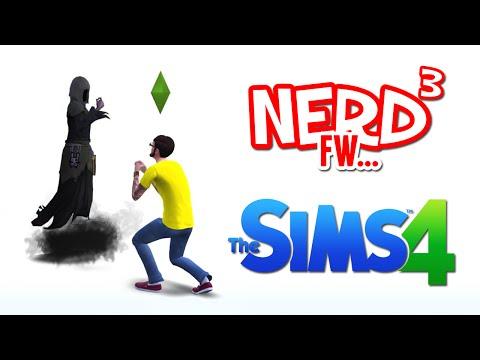 Nerd³ FW - The Sims 4
