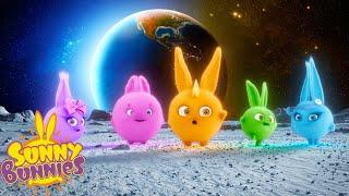 SUNNY BUNNIES - Outer Space   Season 1   Cartoons for Children