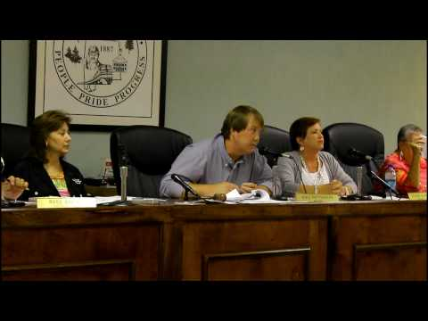 Heated Leeds Council Meeting on Zoning