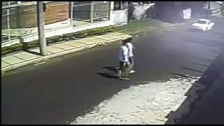Alerta: homens estariam tentando assaltar casas em Botucatu - video 01