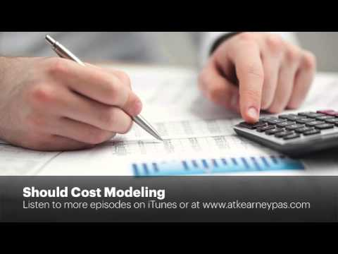 Should Cost Modeling