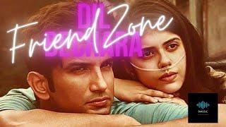 FriendZone - Dil Bechara | Video Song | Sushant Singh Rajput | AR Rahman