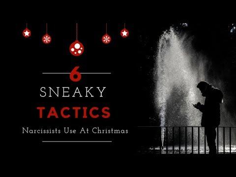 6 Sneaky Tactics Narcissists Use At Christmas