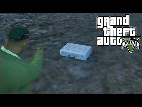 Gta 5 25 000 Secret Briefcase Location Deal Gone Wrong Random Event Money Package V