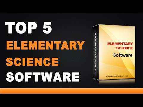 Best Elementary Science Software - Top 5 List