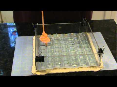 Sugar Icecube Mold Making