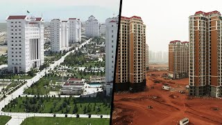 14 Largest Abandoned Ghost Cities on Earth