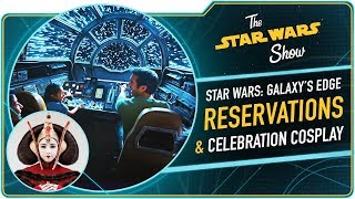 Star Wars: Galaxy's Edge Reservation Details, Plus Daniel José Older Talks Ewoks