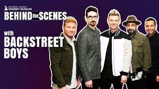 "Backstreet Boys On Their GRAMMY Museum ""Experience,"" 'Millennium,' & DNA Tour   GRAMMY Museum"