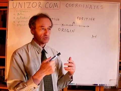 Unizor - Math Concepts - Coordinates