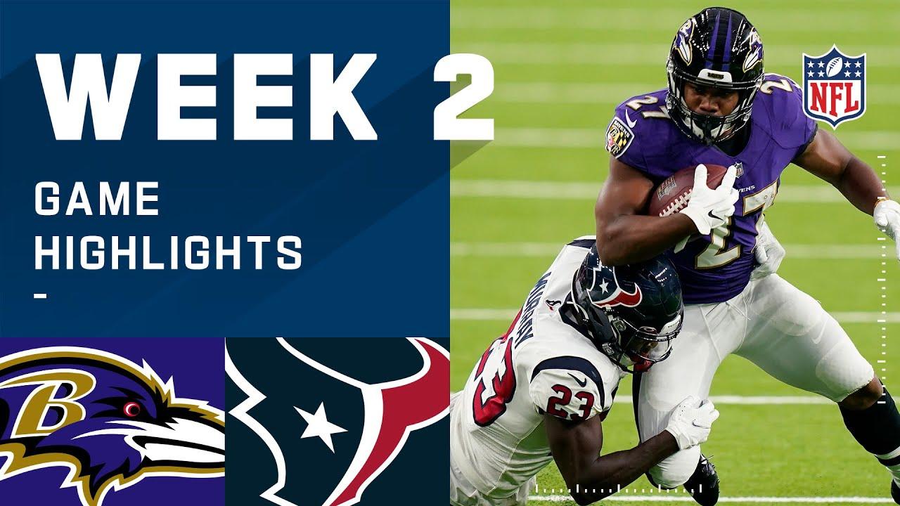 Ravens vs. Texans Week 2 Highlights   NFL 2020