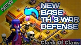 Base Coc Th 4 War Terkuat 2