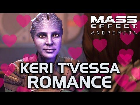 Mass Effect Andromeda - Keri T'Vessa Complete Romance