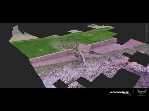 Fotogrametría Tridimensional Mediante Drones